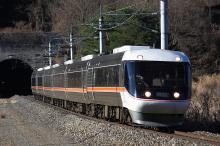鉄道写真にチャレンジ!-L特急(ワイドビュー)しなの 篠ノ井線