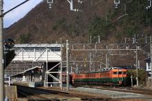 鉄道写真にチャレンジ!-しなの鉄道169系湘南色