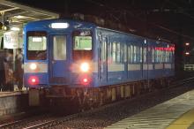 鉄道写真にチャレンジ!-飯田線119系E4編成