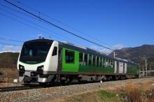 鉄道写真にチャレンジ!-篠ノ井線リゾートビューふるさと 西条~坂北