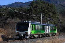 鉄道写真にチャレンジ!-篠ノ井線リゾートビューふるさと 明科~西条