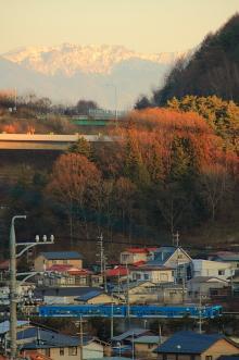 鉄道写真にチャレンジ!-飯田線 234M 119系E4編成
