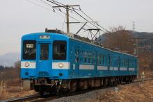 鉄道写真にチャレンジ!-飯田線554M、119系E4編成、辰野~川岸