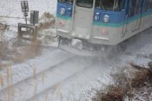 鉄道写真にチャレンジ!-飯田線 2225M N1編成 後追い