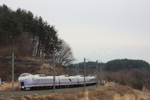 鉄道写真にチャレンジ!-E351