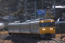 鉄道写真にチャレンジ!-飯田線 キヤ95系 DR1編成