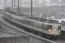 鉄道写真にチャレンジ!-中央本線 183・189系 あさま色