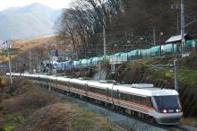 鉄道写真にチャレンジ!-篠ノ井線 L特急ワイドビューしなの