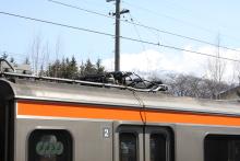鉄道写真にチャレンジ!-配給輸送 209系500番台ケヨM72編成