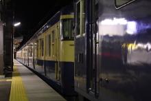 鉄道写真にチャレンジ!-配9713レ EF64-1032 + 113系マリ111編成④