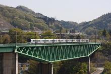 鉄道写真にチャレンジ!-中央本線 3006M 特急かいじ106号