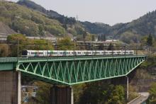 鉄道写真にチャレンジ!-中央本線 58M 特急あずさ8号