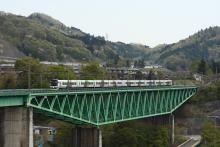 鉄道写真にチャレンジ!-中央本線 60M 特急あずさ10号