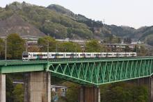 鉄道写真にチャレンジ!-中央本線 62M 特急あずさ12号