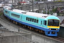 鉄道写真にチャレンジ!-485系 G1 「ニューなのはな」