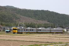鉄道写真にチャレンジ!-中央西線 キヤ95系 DR1