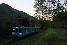 鉄道写真にチャレンジ!-飯田線 240M 119系 E4 辰野~川岸