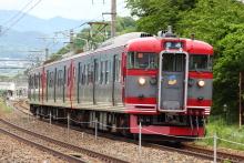 鉄道写真にチャレンジ!-しなの鉄道 115系