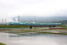 鉄道写真にチャレンジ!-中央本線 9461M 485系 G1 「ニューなのはな」