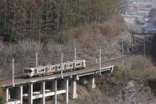 鉄道写真にチャレンジ!-313系