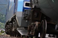 鉄道写真にチャレンジ!-EH200-24号機 初撮り