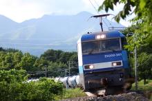 鉄道写真にチャレンジ!-EH200-901 クマイチ
