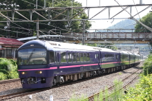 鉄道写真にチャレンジ!-JT 華(はな)