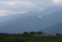 鉄道写真にチャレンジ!-小海線 キハ110系