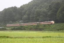 鉄道写真にチャレンジ!-183系 大宮車 団体臨時列車 2011.09.03