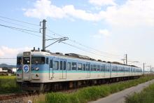 鉄道写真にチャレンジ!-9233M 115系 ナノN7 北アルプス三蔵ほろ酔い号