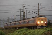 鉄道写真にチャレンジ!-臨時あずさ80号 9080M