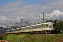 鉄道写真にチャレンジ!-ムーンライト信州81号 送り込み回送
