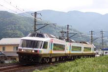 鉄道写真にチャレンジ!-NO.DO.KA 485系 新潟車