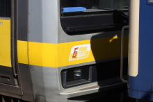 鉄道写真にチャレンジ!-2011.09.27 配9432レ E231系トウ27編成返却