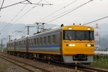 鉄道写真にチャレンジ!-中央西線 試9833D キヤ95系