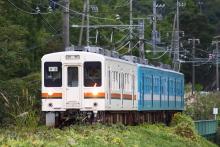 鉄道写真にチャレンジ!-飯田線 119系 M9+E4 国鉄色