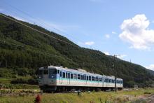 鉄道写真にチャレンジ!-161M 115系 ナノN58