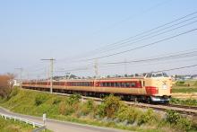 鉄道写真にチャレンジ!-返却回送 183系 オオOM101