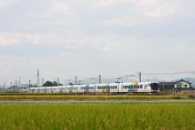 鉄道写真にチャレンジ!-大糸線 E257系 特急あずさ