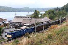 鉄道写真にチャレンジ!-2011.10.15 大糸線紀行号 上り