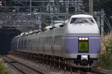 鉄道写真にチャレンジ!-E351系 スーパーあずさ