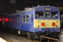 鉄道写真にチャレンジ!-2011.10.21 クモヤ143-20配給輸送