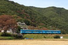 鉄道写真にチャレンジ!-飯田線 119系 E4編成