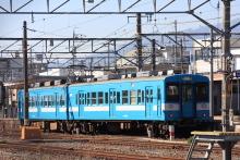 鉄道写真にチャレンジ!-飯田線 119系 E4編成 リバイバル国鉄色