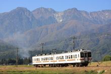 鉄道写真にチャレンジ!-飯田線 119系