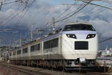 鉄道写真にチャレンジ!-いろどり(彩) ナノN201 中央本線