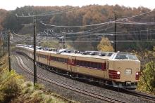 鉄道写真にチャレンジ!-2011.11.12 臨時特急あずさ51号