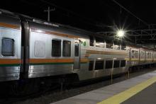 鉄道写真にチャレンジ!-211系チタN6編成 配給輸送