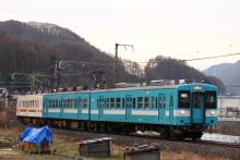 鉄道写真にチャレンジ!-飯田線 223M E4+M6編成