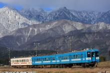 鉄道写真にチャレンジ!-2011.12.10 1503M E4+M4